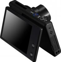 Компактный фотоаппарат Samsung MV800 (EC-MV800ZBPBRU) Black - общий вид