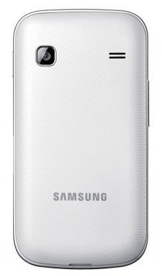 Смартфон Samsung S5360 Galaxy Y White (GT-S5360 UWASER) - вид сзади