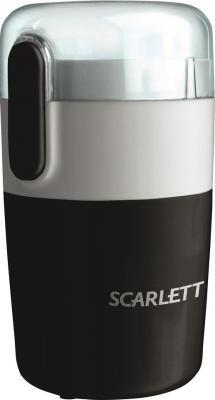 Кофемолка Scarlett SC-1145 (Black) - Вид спереди