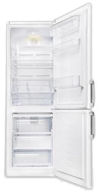 Холодильник с морозильником Beko CN335220 - общий вид