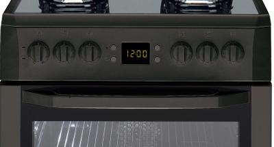 Кухонная плита Beko CSM 62321 DA - вид спереди