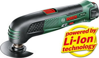 Многофункциональный инструмент Bosch PMF 10.8 LI (0.603.101.920) - общий вид