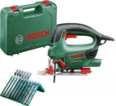 Электролобзик Bosch PST 800 PEL (0.603.3A0.101) - комплектация