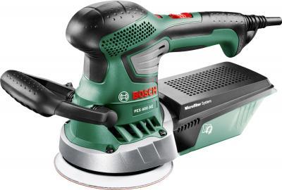 Эксцентриковая шлифовальная машина Bosch PEX 400 AE (0.603.3A4.020) - общий вид