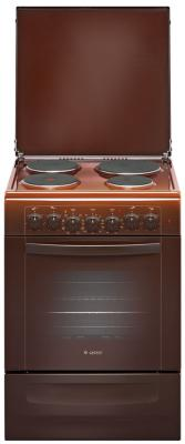 Кухонная плита Gefest 6140-02 К (6140-02 0001) - вид спереди