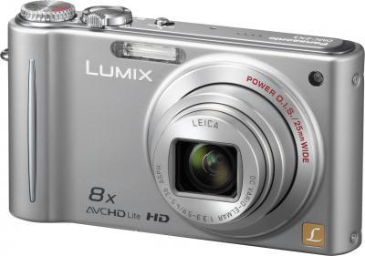 Компактный фотоаппарат Panasonic Lumix ZX3EE-S - общий вид