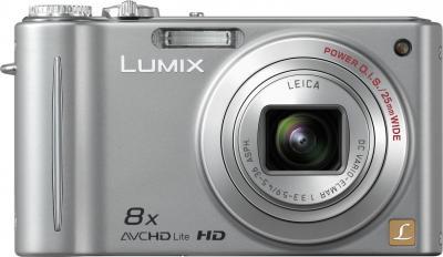 Компактный фотоаппарат Panasonic Lumix ZX3EE-S - вид спереди