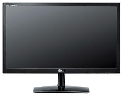 Монитор LG IPS225T-BN - вид спереди