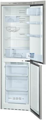 Холодильник с морозильником Bosch KGN39X45 - внутренний вид