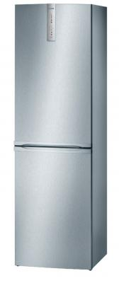 Холодильник с морозильником Bosch KGN39X45 - вид спереди