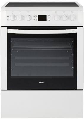 Кухонная плита Beko CSM 67300 GW - вид спереди