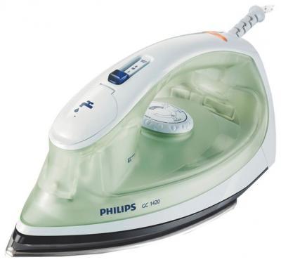 Утюг Philips GC1420 (GC1420/02) - вид сбоку