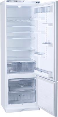 Холодильник с морозильником ATLANT МХМ 1842-62 - внутренний вид