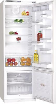 Холодильник с морозильником ATLANT МХМ 1842-62 - камеры хранения