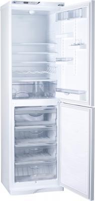 Холодильник с морозильником ATLANT МХМ 1845-80 - внутренний вид