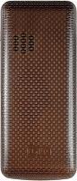 Мобильный телефон LG A155 Gold-Gray - вид сзади