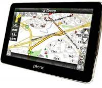 GPS навигатор Plark PL-540MB - Вид спереди