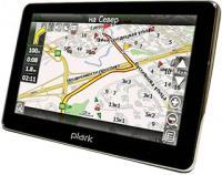 GPS навигатор Plark PL-550M - вид спереди