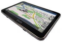 GPS навигатор Plark PL-730 - вид сбоку