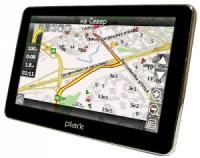 GPS навигатор Plark PL-730MB - вид спереди