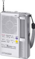 Радиоприемник Hyundai H-1614 - вид сбоку