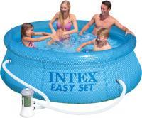 Надувной бассейн Intex Easy Set 244x76 (54912) - Общий вид