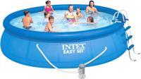 Надувной бассейн Intex Easy Set 457x107 (56409) - Общий вид