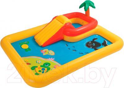 Водный игровой центр Intex 57454 (254х196х79) - общий вид