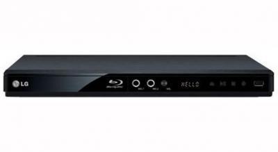 Blu-ray-плеер LG BD620K - общий вид