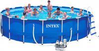 Каркасный бассейн Intex Metal Frame 549x122 (57954) - Общий вид