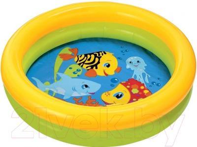 Надувной бассейн Intex 59409 (61х15)