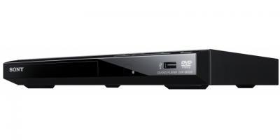 DVD-плеер Sony DVP-SR320 - общий вид