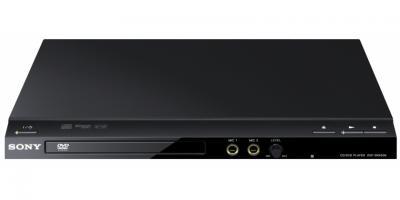 DVD-плеер Sony DVP-SR450K - общий вид