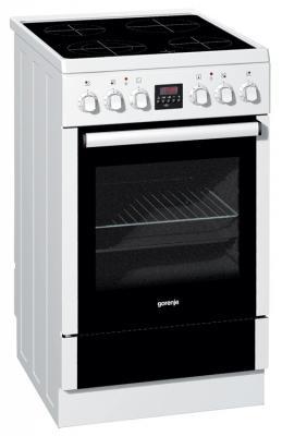 Кухонная плита Gorenje EC52303AW - вид спереди