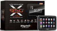 GPS навигатор Wayteq x950BT-HD - общий вид