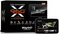 GPS навигатор Wayteq x960BT-HD TMC - общий вид