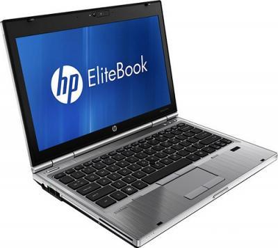 Ноутбук HP EliteBook 2560p (LG667EA) - Вид сбоку