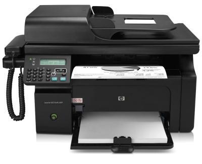 Мфу HP LaserJet Pro M1214nfh (CE842A) - общий вид