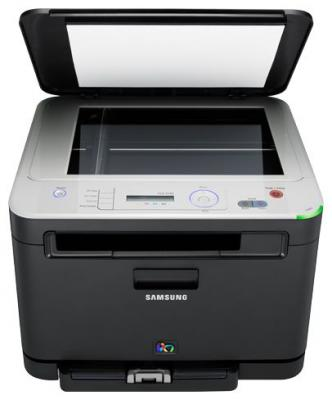 МФУ Samsung CLX-3185N - вид спереди