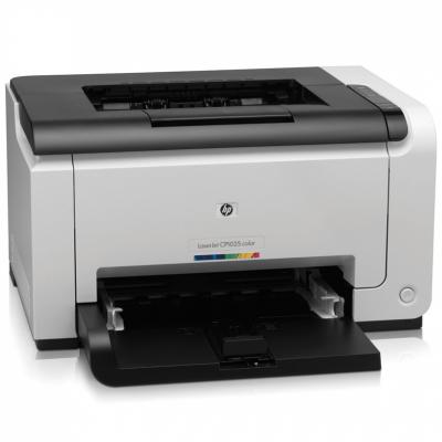 Принтер HP LaserJet Pro CP1025 (CE913A) - общий вид