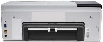 Принтер HP Officejet Pro 8000 Wireless (CB047A) - вид сзади