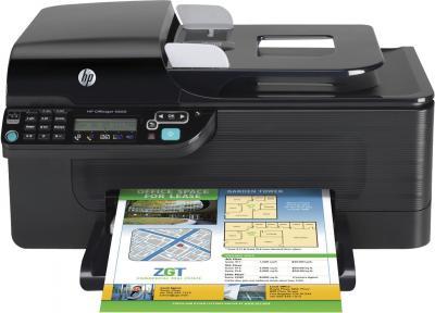 Мфу HP Officejet 4500 All-in-One - вид спереди