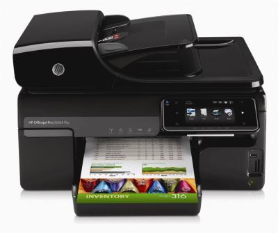 МФУ HP 8500A Plus e-All-in-One (CM756A) - вид спереди