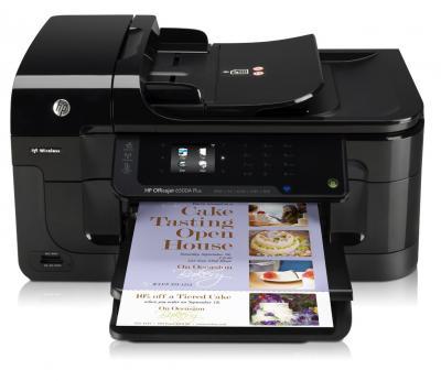 МФУ HP 6500A e-All-in-One E710n - общий вид