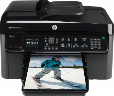 МФУ HP Photosmart Premium Fax C410 - общий вид