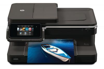 МФУ HP Photosmart 7510 - общий вид