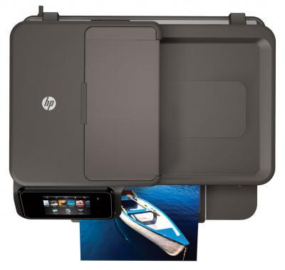 МФУ HP Photosmart 7510 - вид сверху
