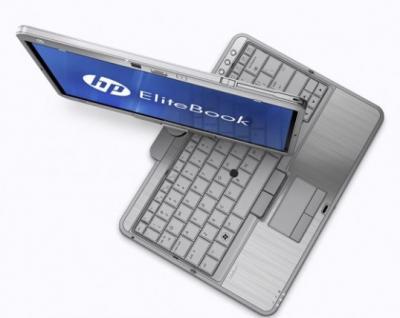 Ноутбук HP EliteBook 2760p (LG680EA) - сверху