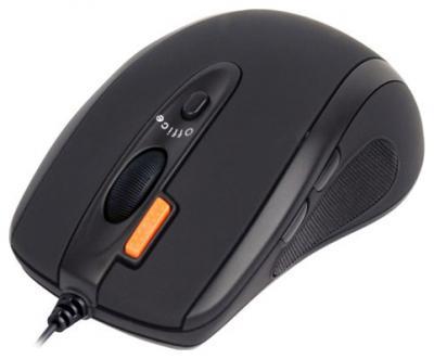 Мышь A4Tech X5-70MD USB - общий вид