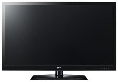 Телевизор LG 42LV370S - спереди